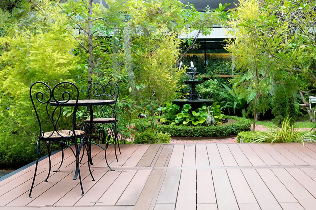 jardines con encanto pequeños