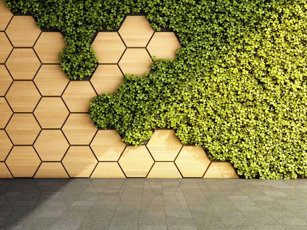 <center><b>Jardines verticales: Un oasis de inspiración</center></b> 3