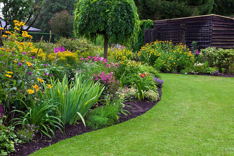<b><center>Guía de cómo decorar un jardín pequeño</b></center> 1
