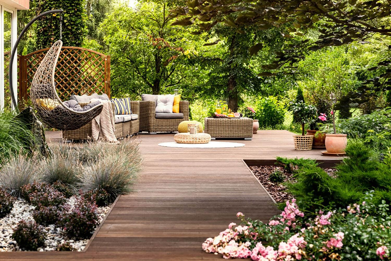 <b><center>Cómo decorar el jardín: Una selección de las mejores ideas que te encantarán</b></center> 1