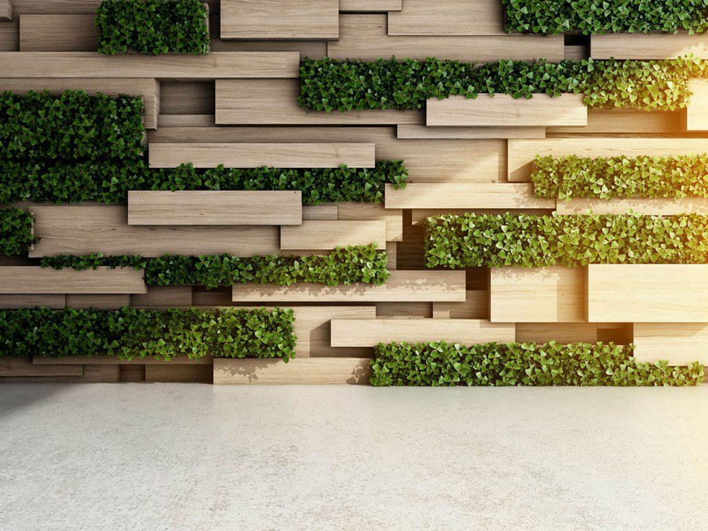 <center><b>Jardines verticales: Un oasis de inspiración</center></b> 5