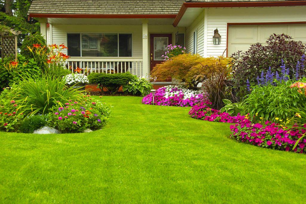 <b><center>Cómo decorar el jardín: Una selección de las mejores ideas que te encantarán</b></center> 4