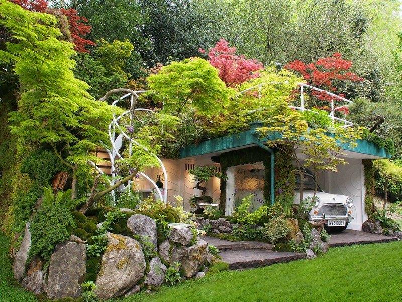 <center><b>Jardines Japoneses: Un símbolo de la eternidad de la naturaleza</center></b> 3