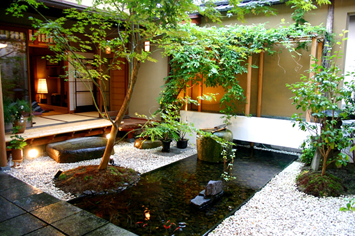 <center><b>Jardines Japoneses: Un símbolo de la eternidad de la naturaleza</center></b> 1