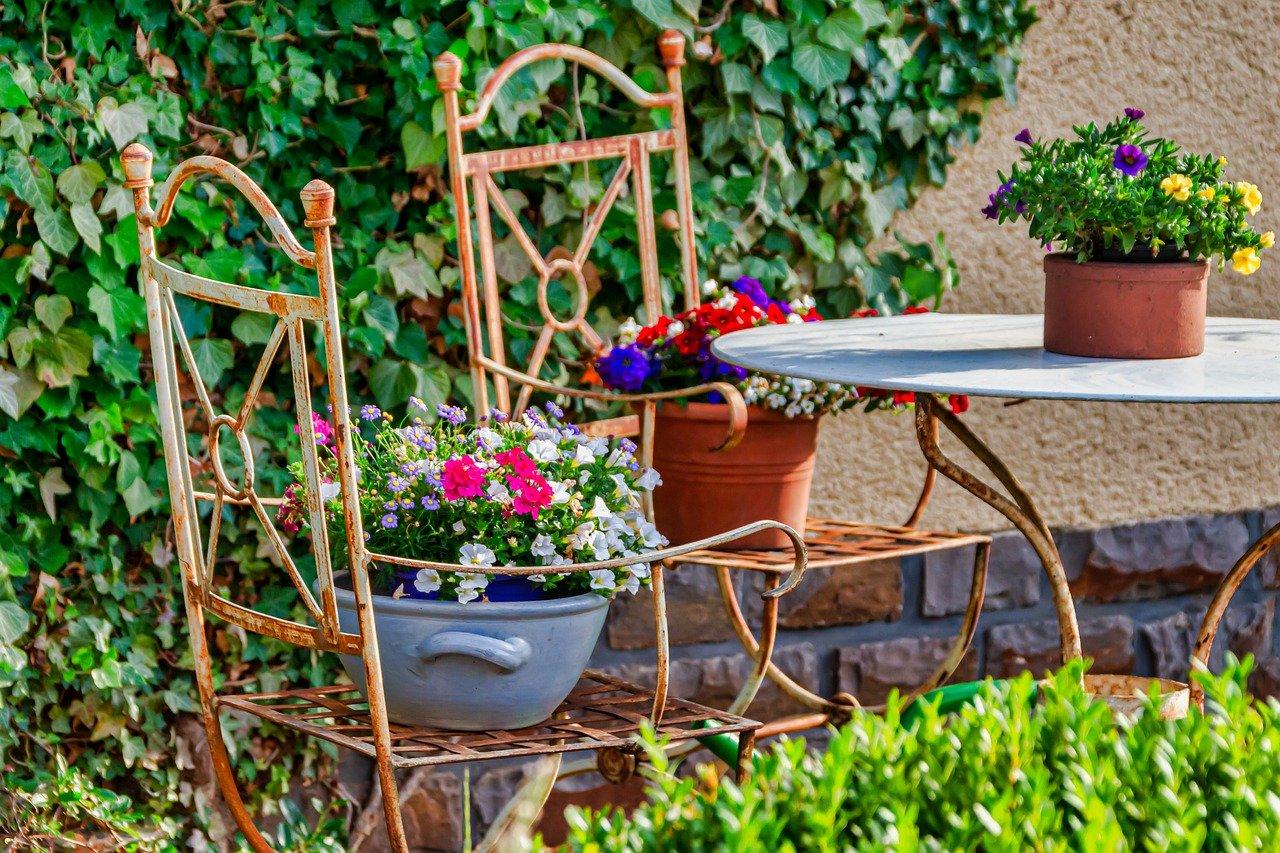 <b><center>Importancia de la distribución en muebles de jardín</b></center> 1