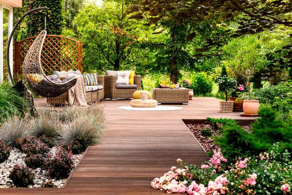 <b><center>Cómo decorar el jardín: Una selección de las mejores ideas que te encantarán</b></center> 2